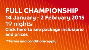 Full Championship package